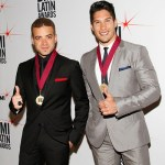 Chino y Nacho at BMI 20th Annual Latin Awards 2013