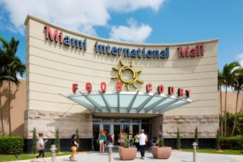 Miami-International-Mall-Food-Court-Entrance