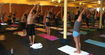 half-moon-pose-hot-yoga-house