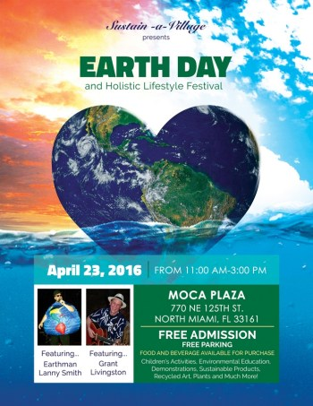 earth day flyer 2016