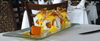 Ceviche-Roll