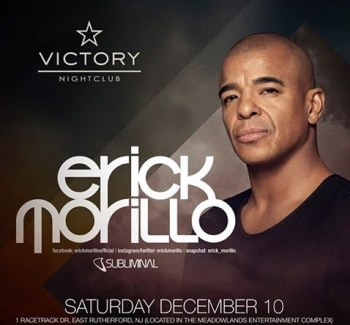 Erick Morillo Live at Victory Nightclub