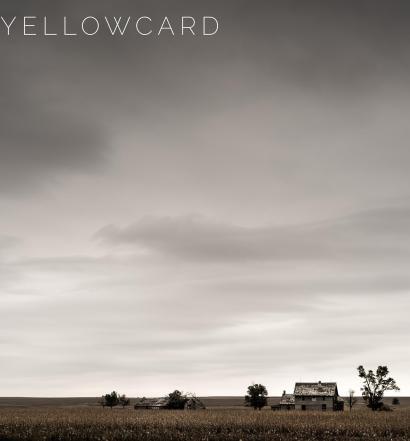 Yellowcard Album Art