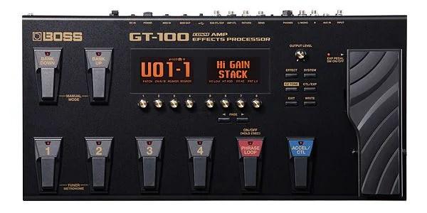 BOSS ( ボス ) / GT-100