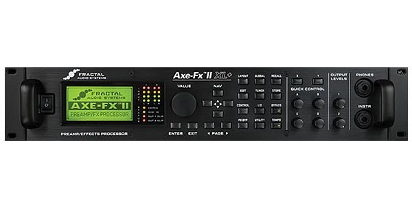FRACTAL AUDIO ( フラクタルオーディオ ) / Axe-Fx II XL+