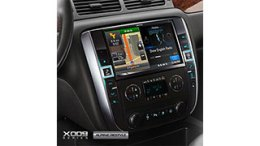Review of the Alpine Electronics X009-GM Receiver