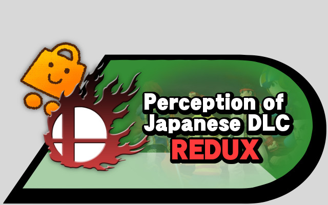 Perception of japanese DLC REDUX