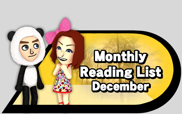 Monthly Reading List (2)