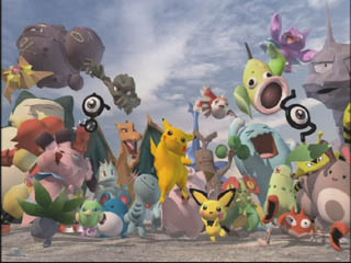 All Pokemon, assemble!