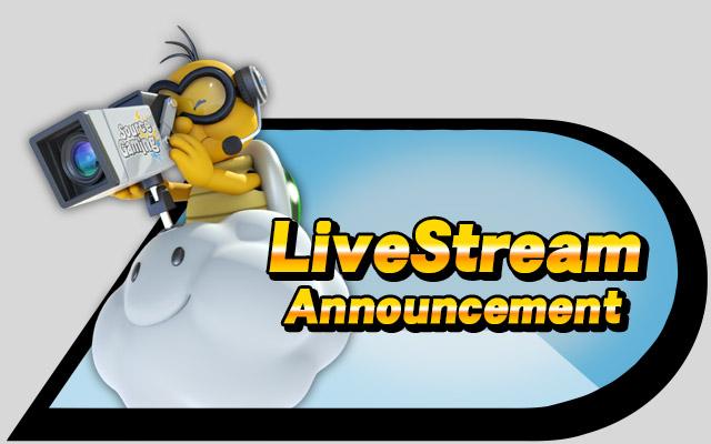 Livestream announcement (1)
