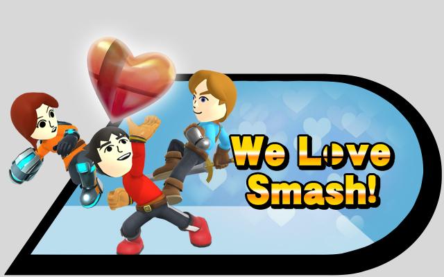 We love Smash