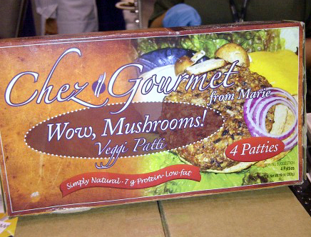 Chez Gourmet WOW Mushrooms!