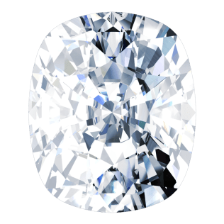 Diamond Cushion-Cut - South Bay Gold