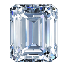 Diamond Emerald-Cut - South Bay Gold
