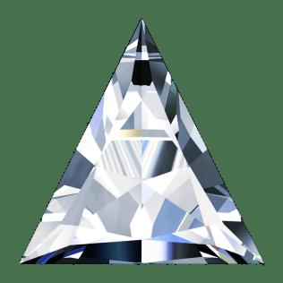 Diamond Triangle Cut - South Bay Gold