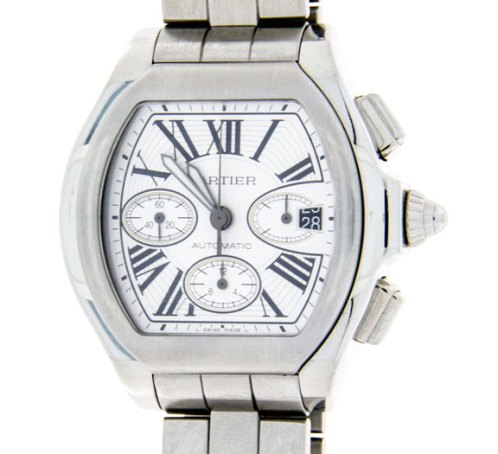 Cartier Roadster Chronograph - South Bay Gold - Torrance - W6206019
