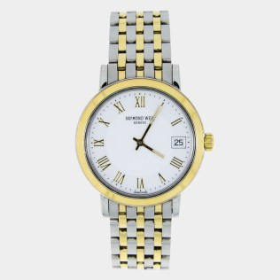 Raymond Weil - 2 Tone 5593 Toccata Watch - South Bay Gold