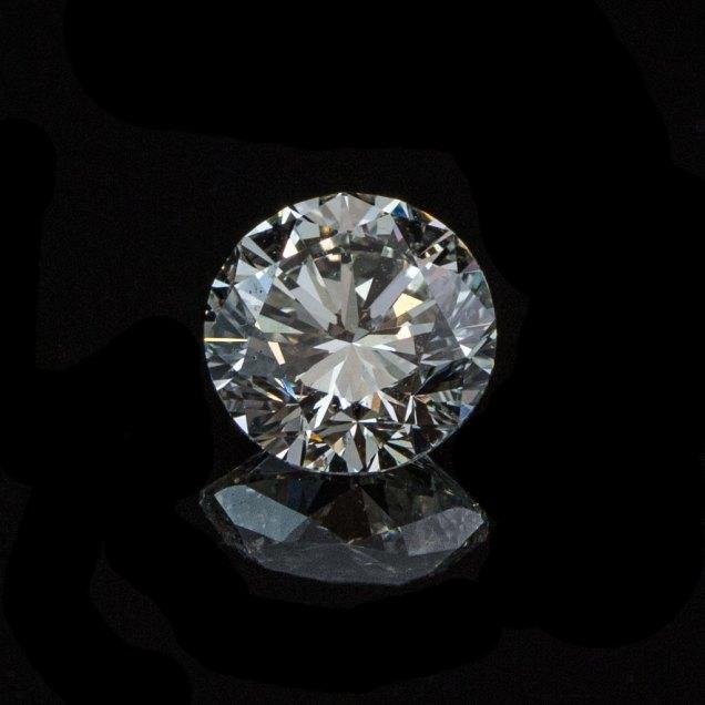 Round Cut Diamond G VS1 EGL - South Bay Gold