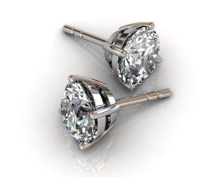 diamond stud earrings (6)