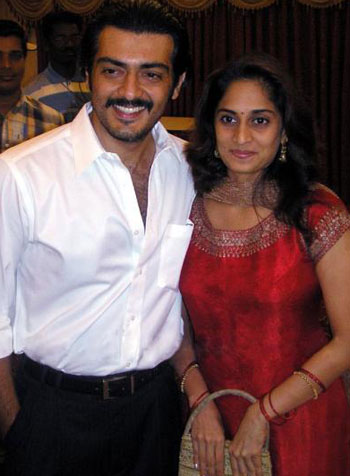 Tamil Actor Photo Gallery Ajith shalini Ajith