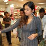 Namitha Inaugurates Mega Mart Photos
