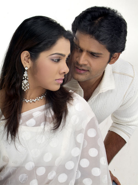thoondil stills 5 Shaam pair with Sandhya Thoondil