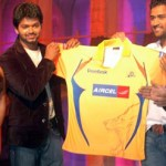 Chennai's IPL team launched