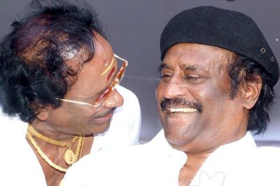 meeting rajini Film fratenity begins fast