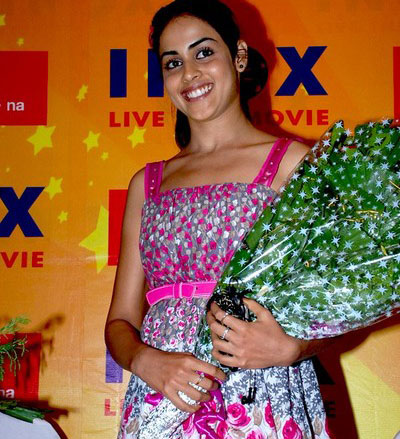 genelia and imran jaane tu Genelia D'Souza Could Be Banned