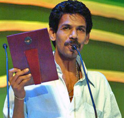 best director award bala Director Bala handovers his job