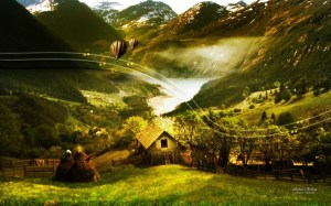 Landscape Manipulation Wallpapers 24 300x187 40 Ever Best Landscape Manipulated Wallpapers
