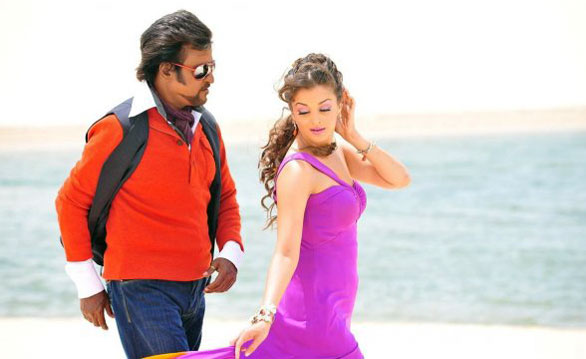 aishwarya rai rajnikanth endhiran movie stills photo gallery 3 Enthiran stills of Aishwarya Rai and RajniKanth