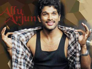 Allu Arjun Allu Arjun loves to do Tamil films