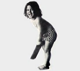 Sachin Tendulkar2 Sachin Tendulkar Rare Picture & Videos