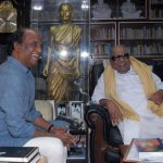 Super Star Rajini meets CM