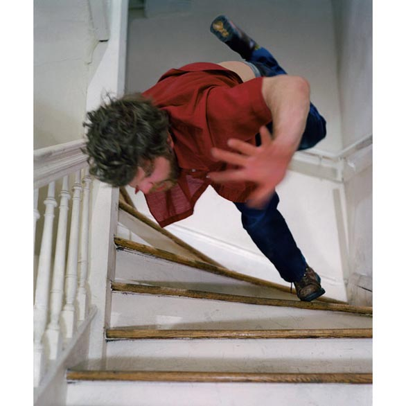 stairs Top 12 extreme falling pictures