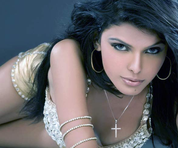 bollywood item girl sherlyn chopra Sherlyn Chopra   The fantasy queen turns Playboys dream