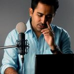Vijay Antony's novel attempt