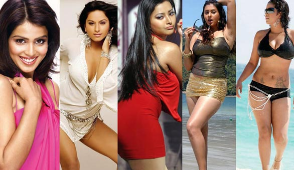 southern actresses Hot Top 50 South Indian Actresses