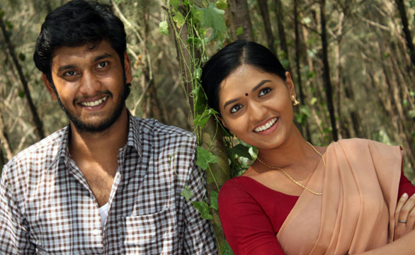 vamsam tamil movie arulnithi sunaina stills Sunaina doing Villege Girl in Vamsam movie