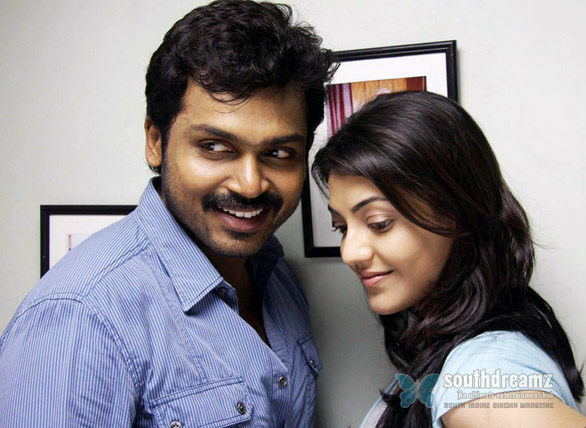nan mahan alla karthi kajal agarwal 5 Naan Mahaan Alla on airs from July 5