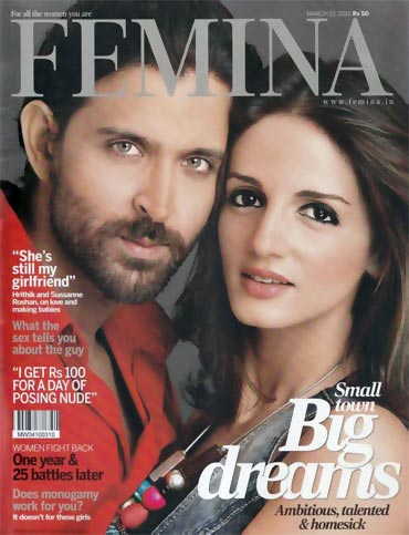 Bollywood Couples Magazine Cover01 Bollywood Couples on Magazine Cover