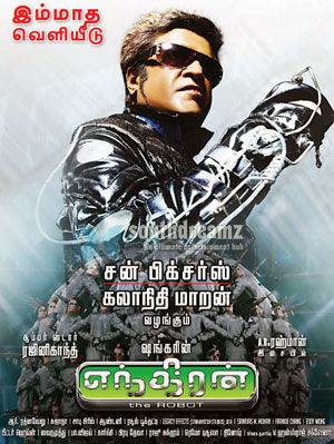 Endhiran Its official   Endhiran in September
