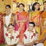 Star-Spangled Marriage of Soundarya-Ashwin