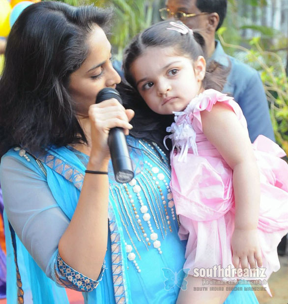 Shalini Anoushka Vanilla Children Play School Shalini to manage Ajiths Goodwill Entertainment