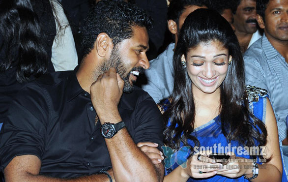 south scope awards prabhu deva nayantara Prabhu Deva & Nayantara wedding in july
