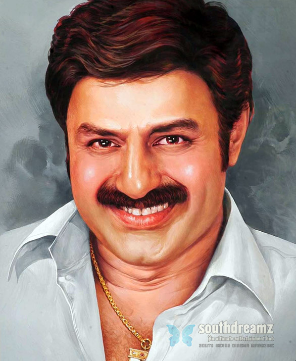 balaKrishna 2 Kavalan remake   Balakrishna as hero?