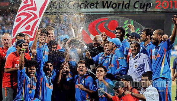 indian cricket team ICC cricket world cup 2011 champian stills 8 INDIA wins ICC Cricket World Cup 2011