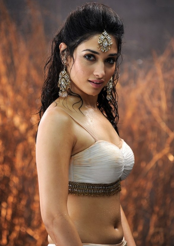 tamanna hot in badrinath11 586x828 Tamanna hot stills in Badrinath with Allu Arjun
