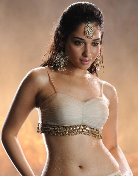 tamanna hot in badrinath3 586x743 Tamanna hot stills in Badrinath with Allu Arjun